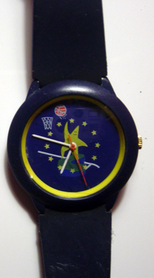 France Collectible Sports Tournament Watch