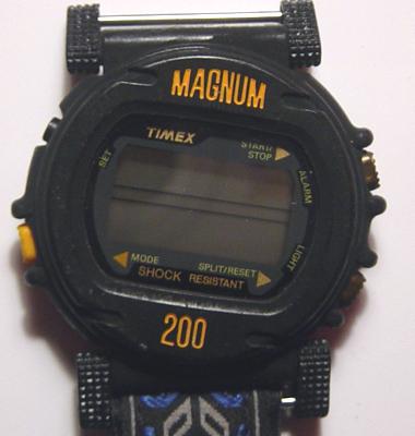 Timex Magnum Sports Watch