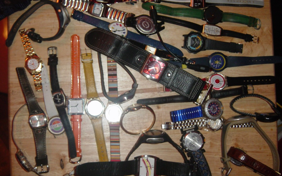 Show Off Your Watch Collection Free!