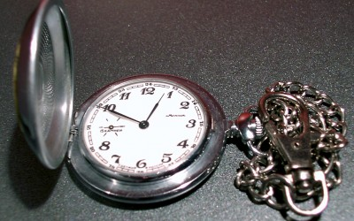 Very Old USSR Made Pocket Watch Appraisal
