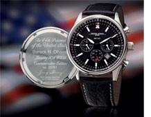 President Barack Obama Watch 6500 Review