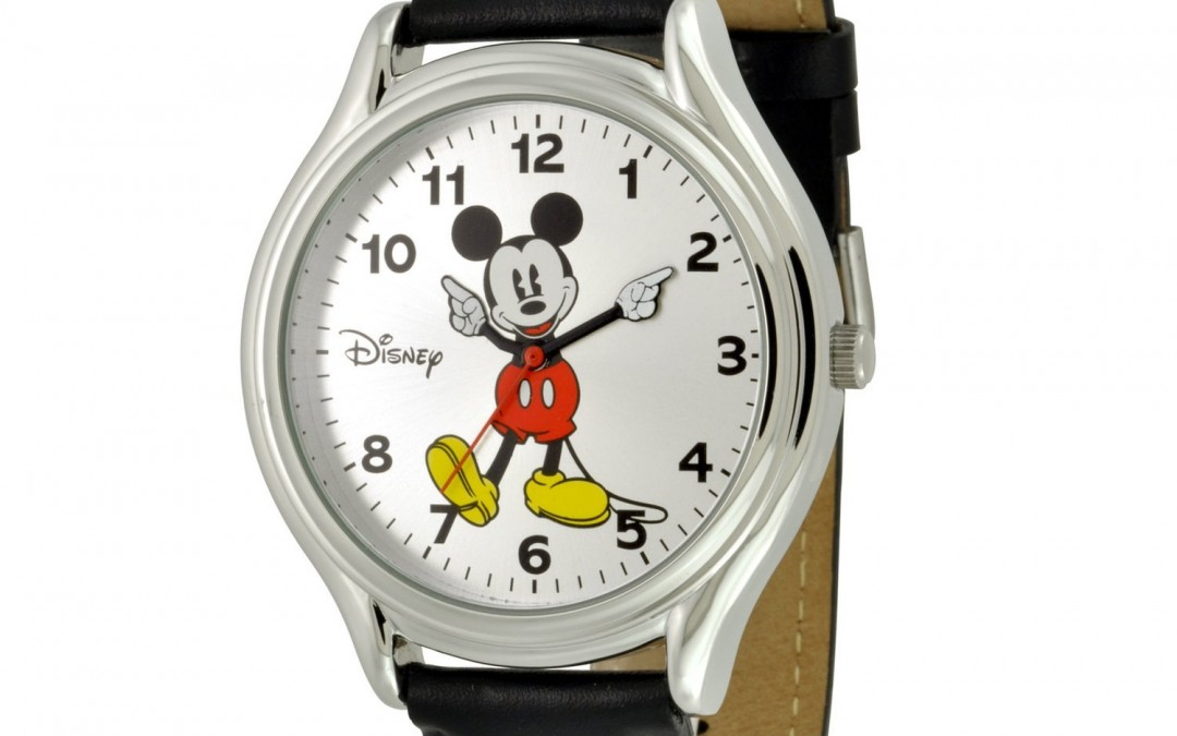Disney Watch Collectibles
